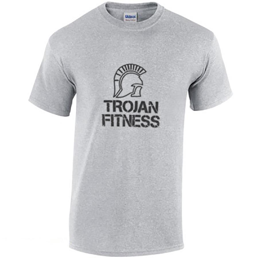 Mens Trojan logo T-Shirt